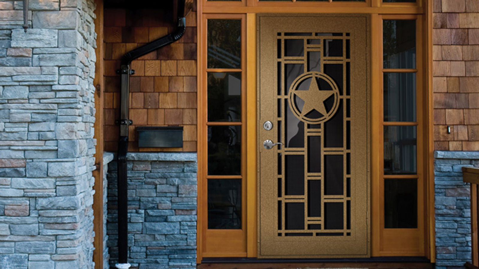 unique home designs | security doors, screen doors and window