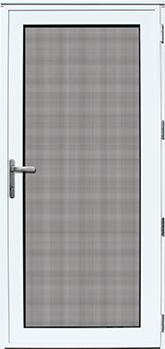Ultimate Security Storm Door | Unique Home Designs