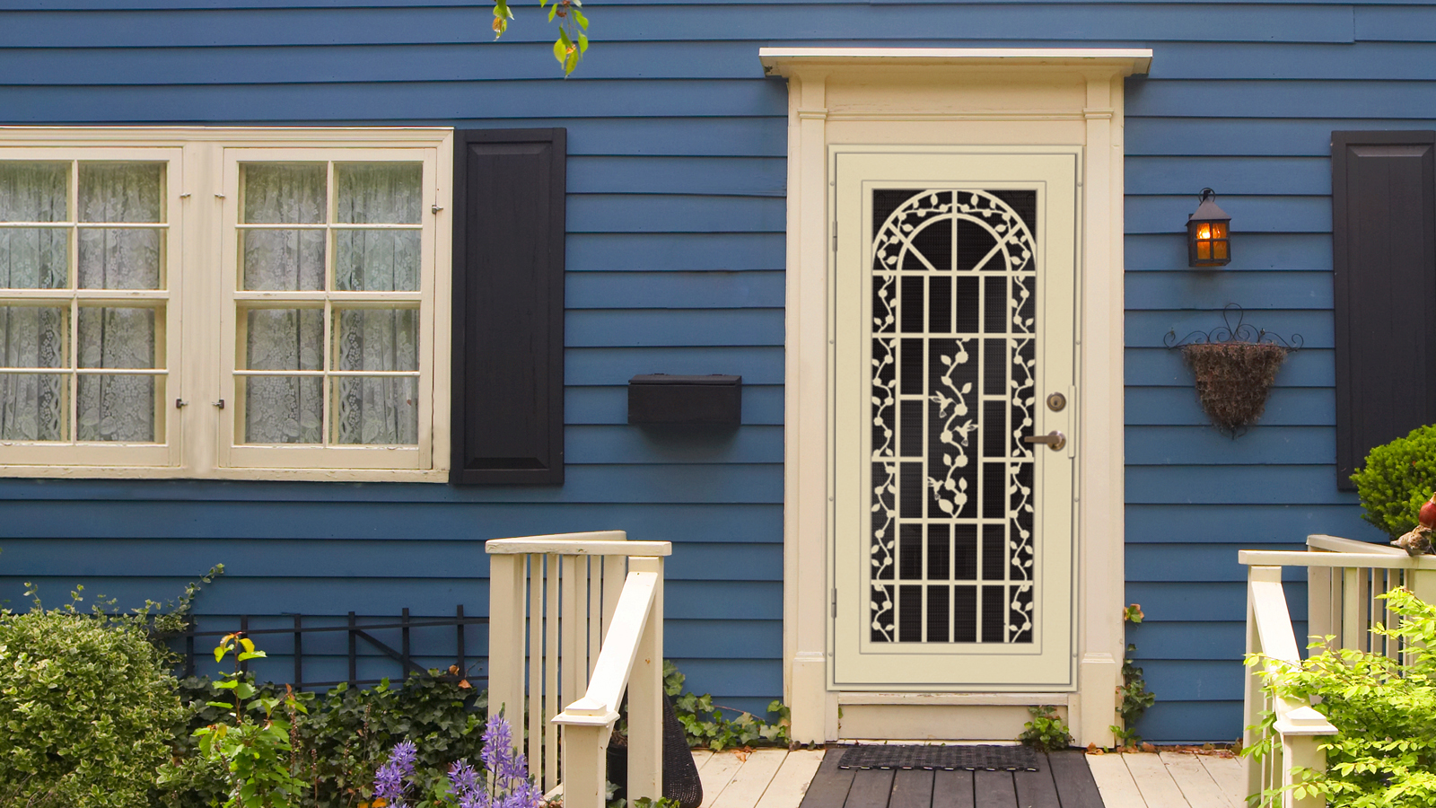 Unique Home Designs | Security Doors, Screen Doors and ...