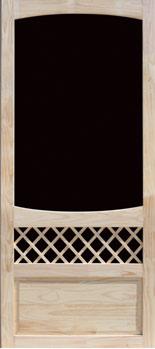 Etonnant Wood Screen Doors
