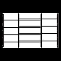 4-Bar-Fixed-Window-Guard