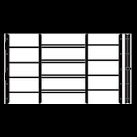 4-Bar-Hinged-Window-Guard