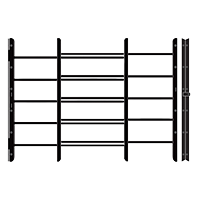 5-Bar-Hinged-Window-Guard