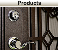 Unique Home Designs Security Doors Screen Doors And Window Guards To Protect And Beautify Your Home,Modern Front Gate Landscape Design