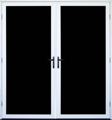 Ultimate screen door patio screen door and storm door for Double storm doors home depot